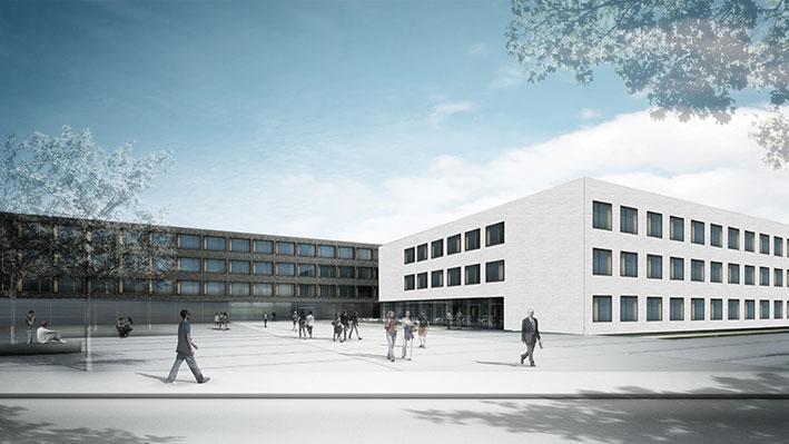 Architekt Rosenheim staatliche berufsschule rosenheim i duschl ingenieure